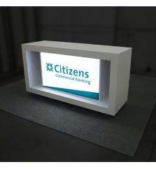 Modular Lightbox Hybrid Counter C