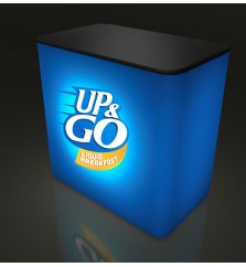 Rectangular Inflatable Light Box Counter