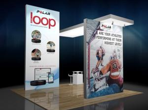 modernized trade show displays