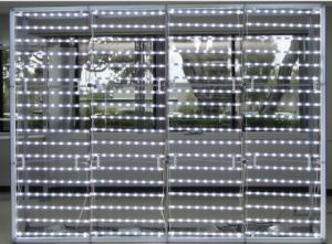 SEG Hybrid Pop Up Display LED Ladder Panels