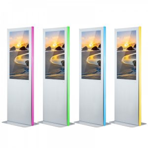 Interactive Technology Kiosks