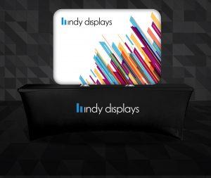 Backlit Tabletop Displays