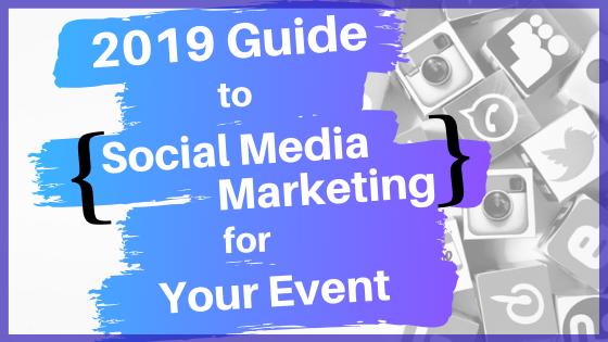 Social Media Marketing for Events